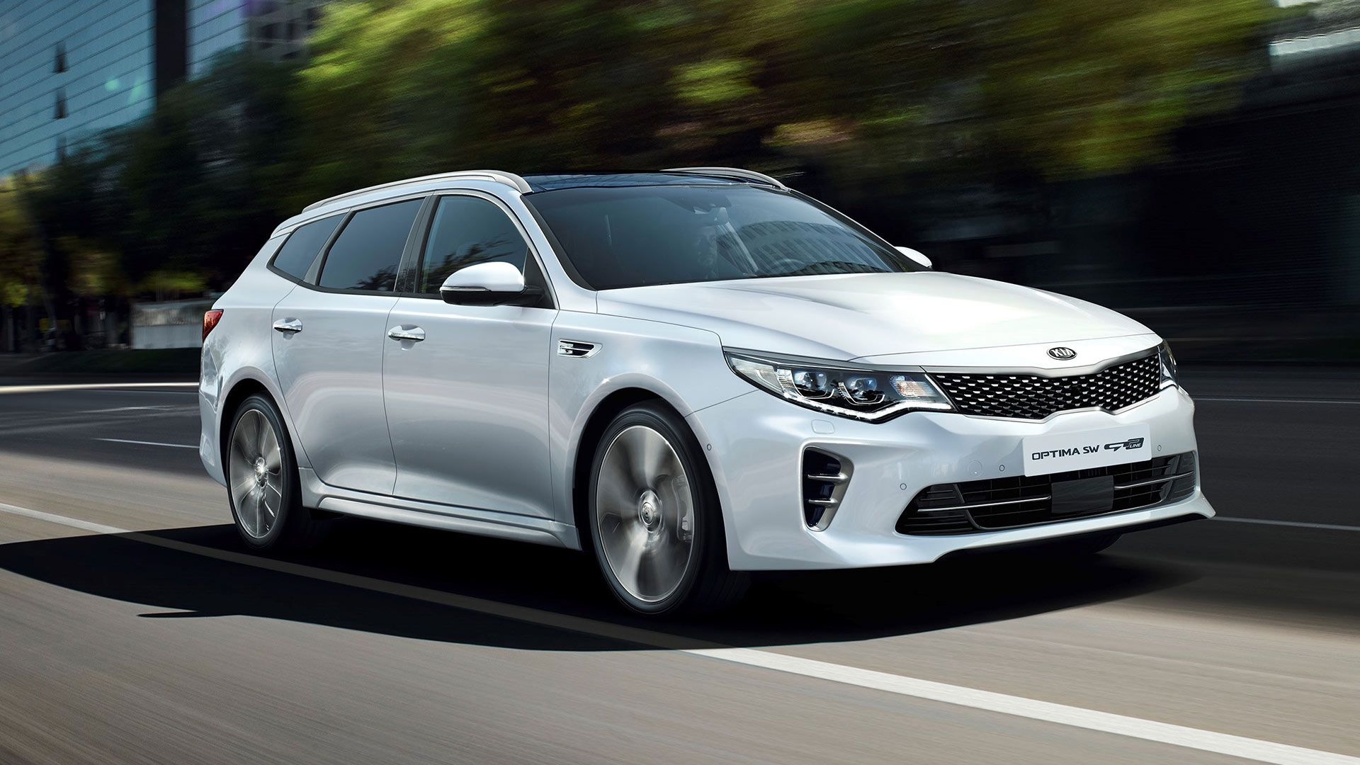 НОВАЯ KIA OPTIMA SPORTSWAGON
