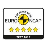 Euro NCAPi ohutuskatses 5tärni