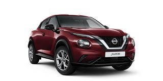 JUKE DIG-T 117HP 7DCT N-Connecta + Navi + two-tone