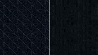 """""""Black"""" - standartinės sėdynės su audinio apmušalais"""