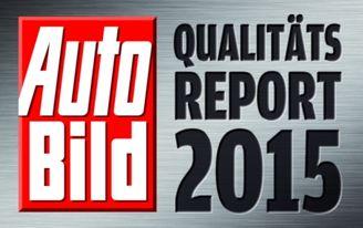 Kia saavutas ajakirja Auto Bild 2015. aasta kvaliteedirapordis esikoha