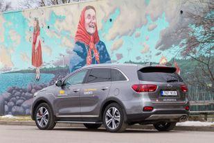 Motors24: Kia Sorento proovisõit