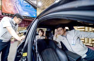 Kia Motors demonstreerib uue põlvkonna