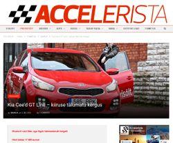 Accelerista: Kia Cee'd GT Line – kiiruse talumatu kergus