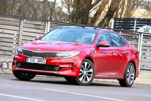 Motors24 proovisõit Kia Optimaga