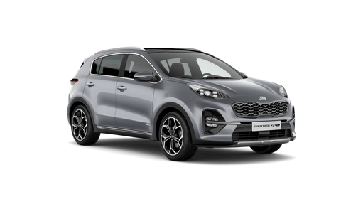 Sportage MY21 1,6 CRDi (HP) GT-Line 4WD 7DCT