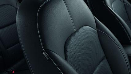 Leather Pack (must nahksisu, elektriliselt juhitav mälufunktsiooniga juhiiste ja ventileeritavad esiistmed)