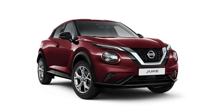 JUKE DIG-T 117HP 6MT N-Connecta + Navi