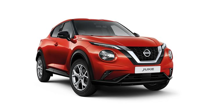 JUKE MY19 DIG-T 117HP 6MT N-Connecta