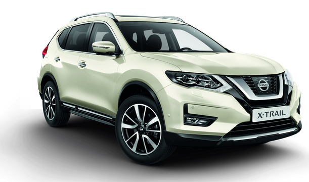 X-Trail dCi 150 Tekna 4WD Xtronic 5 istekohta Tan leather ProPilot