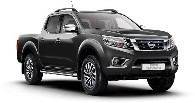 Navara Double Cab 2.3 dCi EURO6 190hp AT N-Connecta