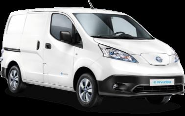 e-NV200 Van Comfort 40 kWh Blind FD Blind SSD