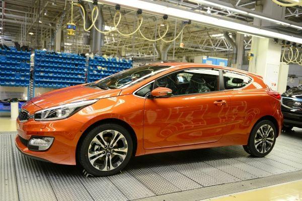 Kia Motors Slovakkia teatas edukatest poolaasta tulemustest