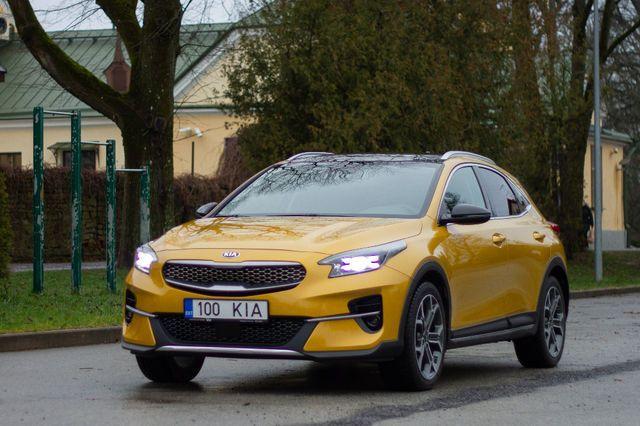 Motors24 proovisõit - Kia XCeed