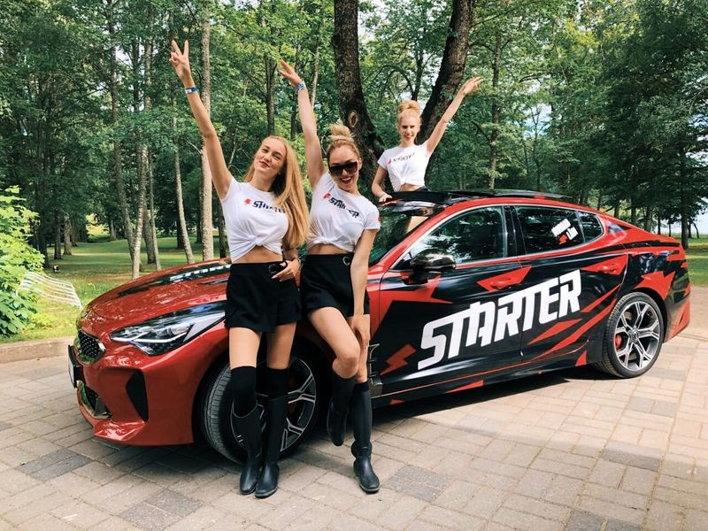 Stinger + Starter