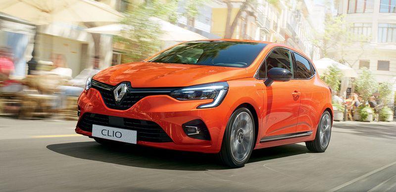 Новая CLIO